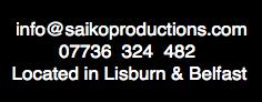 Saiko Productions info
